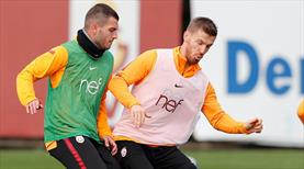 Galatasaray'da Porto mesaisi başladı