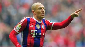 Robben teklif bekliyor