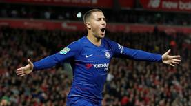 Hazard'dan Real Madrid yanıtı: