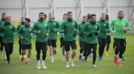 Konyaspor hazırlıklarını tamamladı