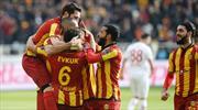Evkur Yeni Malatyaspor - Antalyaspor: 2-0 (ÖZET)