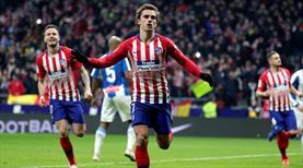 Atletico Madrid hata yapmadı! (ÖZET)
