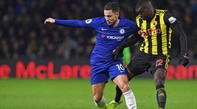 Hazard'ın gurur gecesinde Chelsea güldü