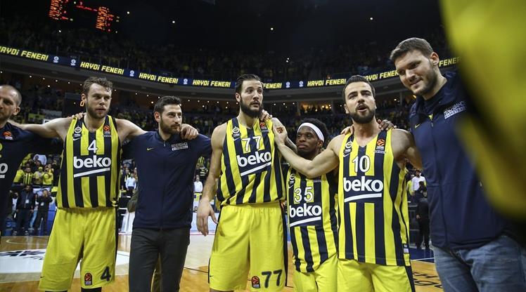 Fenerbahçe BEKO son şampiyonu ağırlıyor