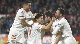 İspanya'da ilk finalist Sevilla (ÖZET)