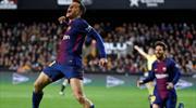 Coutinho siftah yaptı, Barça finale kanatlandı (ÖZET)