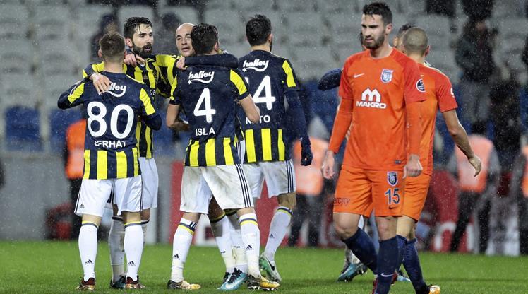 Başakşehir'in belalısı Fenerbahçe