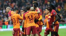 İşte Galatasaray - Antalyaspor maçının özeti