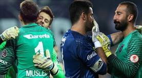 Süper Lig'in süper kalecileri