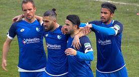 Erzurumspor gol oldu yağdı: 5-1 (ÖZET)