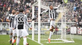 Derbi Juventus'un
