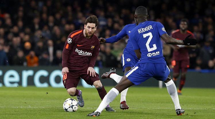 Çakır'ın maçında Barça avantajı kaptı