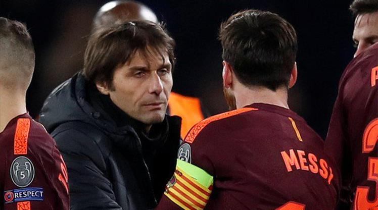 """Messi ve Iniesta'ya karşı..."""