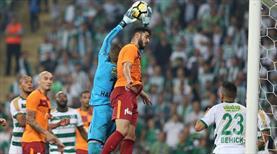 Galatasaray ile Bursaspor 98. kez
