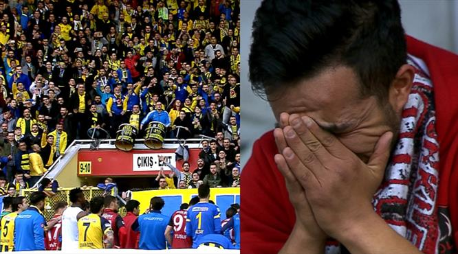 Başkentte gözyaşları sel oldu