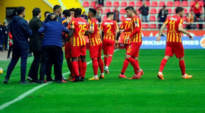 Kayserispor - Kasımpaşa: 3-2 (ÖZET)