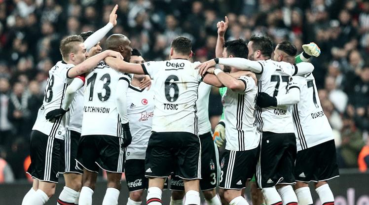 İşte Beşiktaş -Fenerbahçe derbisinin özeti