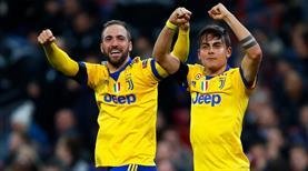 Juventus Londra'da tecrübesini konuşturdu!