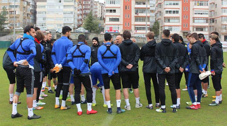 Karabükspor Kayseri'ye gitti! Kerim Zengin...