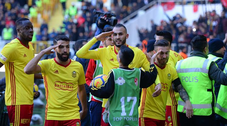 Yeni Malatya Fenerbahçe'ye bileniyor