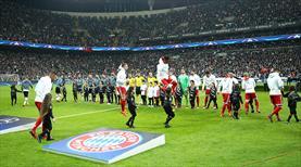 Bayern'den Vodafone Park paylaşımı: