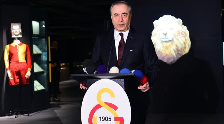 Mustafa Cengiz'in ilk derbi heyecanı