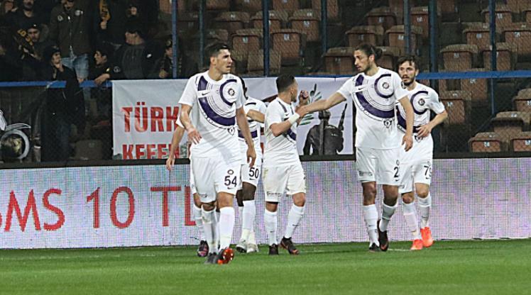 Kardemir Karabükspor - Osmanlıspor: 0-4 (ÖZET)