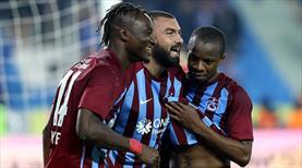 Trabzon Burak Yılmaz'la coşuyor