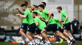 İrlanda hazırlıklarını sürdürdü