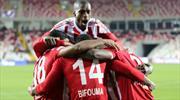 Demir Grup Sivasspor - Kardemir Karabükspor: 1-0 (ÖZET)