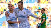 Real Madrid'e Las Palmas morali (ÖZET)