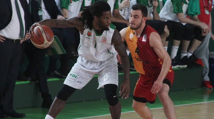 Galatasaray Odeabank'a Giresun freni