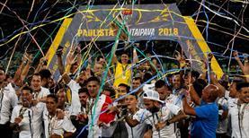 Paulista'da kupa Corinthians'ın! (ÖZET)