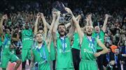 Bu gurur Türkiye'nin! Darüşşafaka Avrupa Şampiyonu