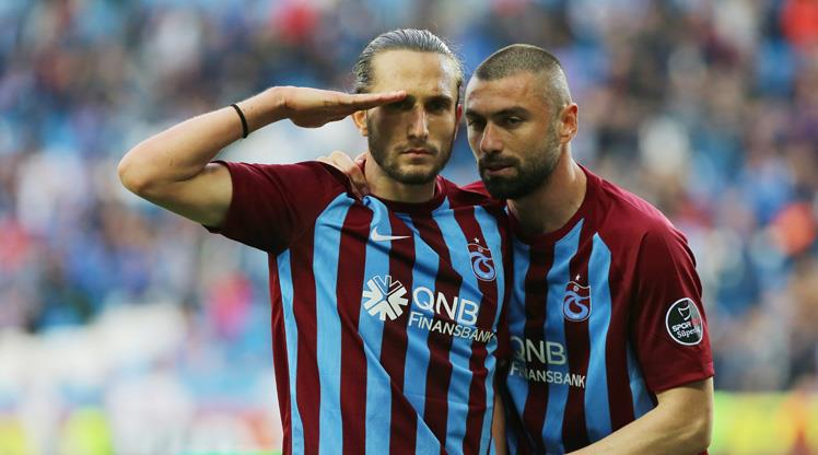 Trabzonspor'a Burak ve Yusuf müjdesi