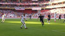 İşte Konyaspor'un sayılmayan golü