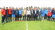 Trabzonspor'dan pilot takımına ziyaret
