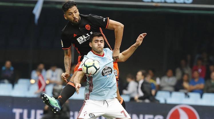 Valencia kaçtı, Celta yakaladı (ÖZET)