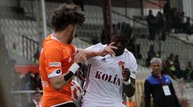 Olaylı maçta gülen Adanaspor (ÖZET)