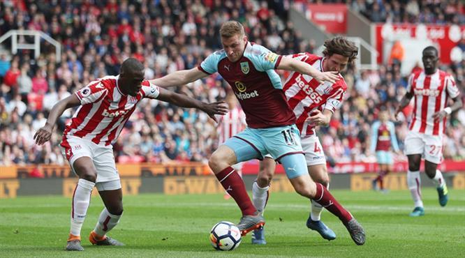 Ndiaye'nin golü Stoke'a yetmedi