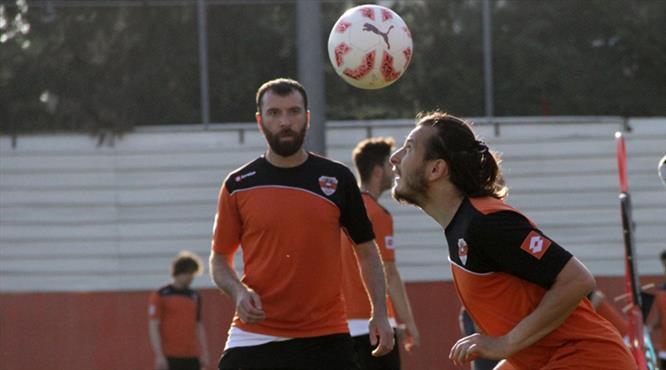 Adanaspor'da izin sona erdi