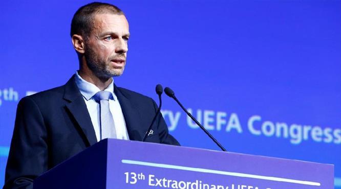 UEFA başkanından Galatasaray açıklaması