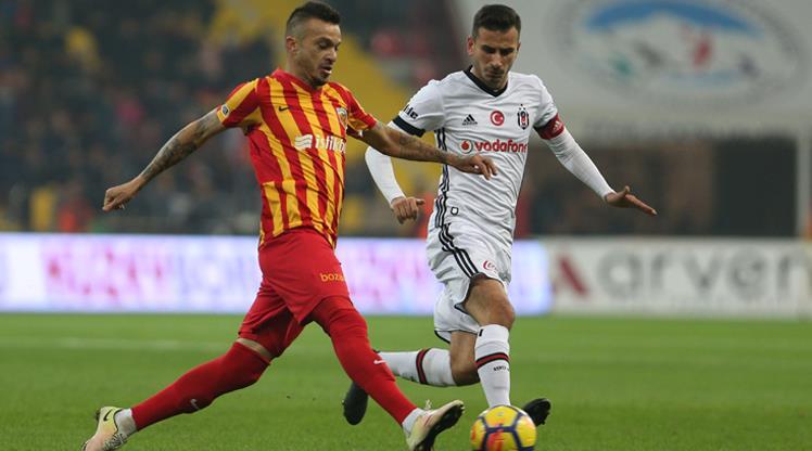 """""""Beşiktaş maçına çıkamayabiliriz"""""""