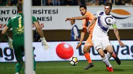 Aytemiz Alanyaspor - Osmanlıspor: 1-1 (ÖZET)