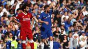 Salah durdu, Giroud vurdu! Dev maç Chelsea'nin... (ÖZET)
