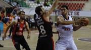 Eskişehir play-off'u garantiledi
