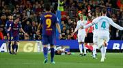 Sergi Roberto'ya 4 maç ceza