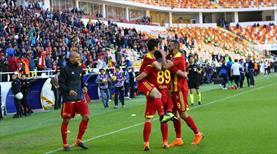 Yeni Malatyaspor hedefine ulaştı