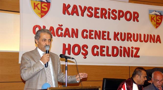 Erol Bedir yeniden başkanlığa seçildi