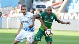 Trabzonspor ile Bursaspor 84. kez